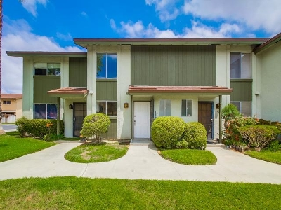 San Marcos CA Townhouse For Sale: $320,000