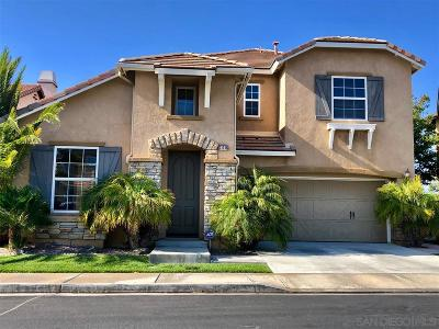 Temecula Single Family Home For Sale: 31316 Strawberry Tree Lane