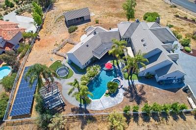 San Diego County Single Family Home For Sale: 2110 Corte Plata Espuela