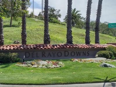 Rancho Santa Fe Rental For Rent: 5818 Saratoga Corte