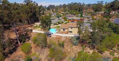 San Diego County Single Family Home For Sale: 11494 Red Cedar Dr
