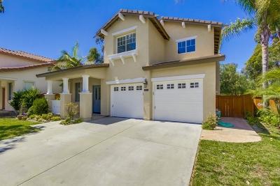 Chula Vista CA Single Family Home For Sale: $669,900