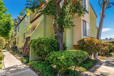 San Diego Attached For Sale: 7982 Mission Center Ct #Unit G