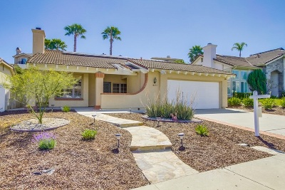 Rancho Bernardo, San Diego Single Family Home For Sale: 18653 Wessex St