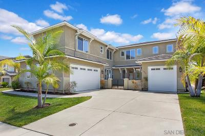 Chula Vista CA Single Family Home For Sale: $819,900