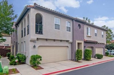 Chula Vista CA Townhouse For Sale: $439,000