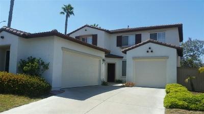 Chula Vista CA Single Family Home For Sale: $659,000