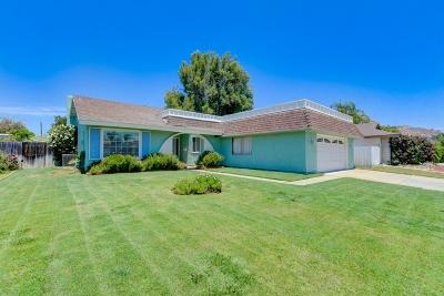 Escondido CA Single Family Home For Sale: $425,000