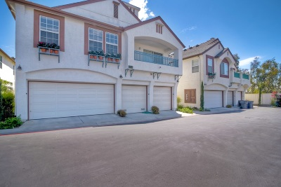 Scripps Ranch Townhouse For Sale: 11918 Cypress Canyon Road