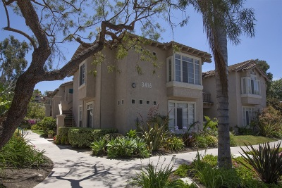 Oceanside Attached For Sale: 3416 Cameo Drive #31