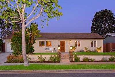 Single Family Home Sold: 1631 Freda Lane