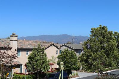 Chula Vista Townhouse For Sale: 2255 Birds Nest Ln