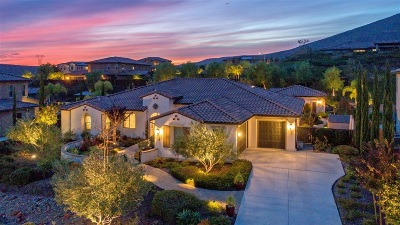 Chula Vista CA Single Family Home For Sale: $1,310,000