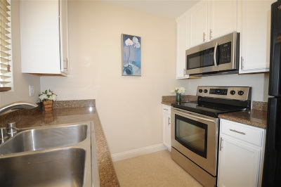 San Diego Attached For Sale: 3535 Madison #219