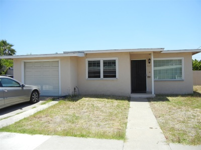 San Diego Single Family Home For Sale: 5227 Streamview Dr