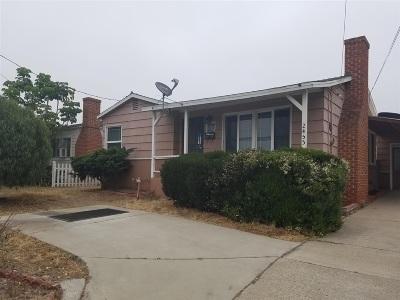 Single Family Home For Sale: 2455 Massachusetts Ave