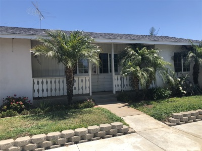 Vista CA Multi Family 2-4 For Sale: $825,000