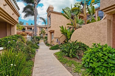 Oceanside Attached For Sale: 3555 Cameo Dr #64