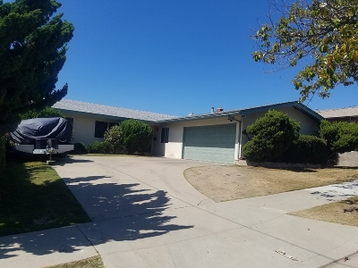 Chula Vista CA Single Family Home For Sale: $562,000
