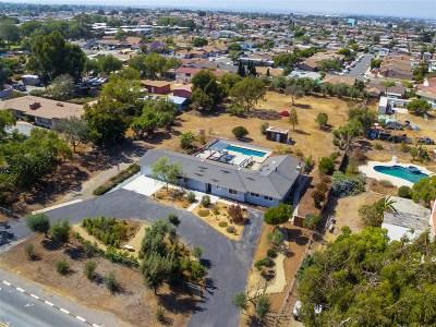 San Diego Single Family Home For Sale: 2180 Leon Avenue