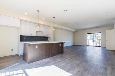San Diego Attached For Sale: 1965 Polk Avenue