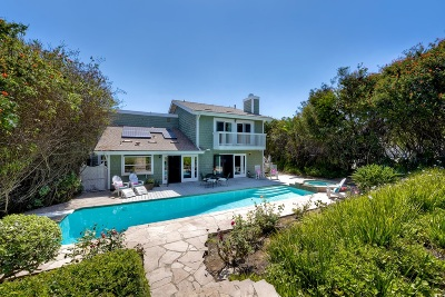 Oceanside Single Family Home Contingent: 1722 Ivy Road