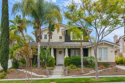 Otay Ranch Single Family Home Contingent: 1069 Misty Creek Street