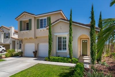 Chula Vista CA Single Family Home For Sale: $645,000