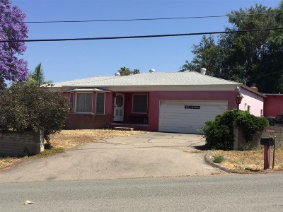 Single Family Home For Sale: 10365 San Carlos Dr