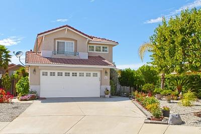 Temecula Single Family Home For Sale: 45349 Tejon Ct