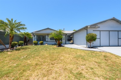 Single Family Home For Sale: 642 Carlsbad St