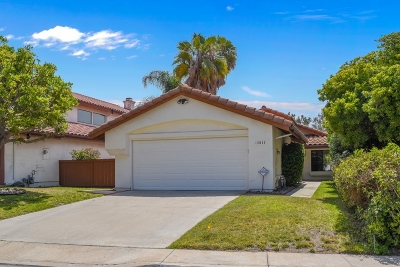 San Diego Single Family Home For Sale: 12617 Caminito Rosita