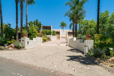 Escondido Single Family Home Sold: 1330 Sierra Linda Dr