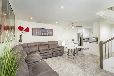 San Diego County Attached For Sale: 742 Eastshore Terrace #95