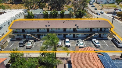 San Diego County Multi Family 5+ For Sale: 915 N Ave