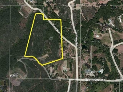 Valley Center Residential Lots & Land For Sale: 28316 Wilkes Rd #Lot 11,