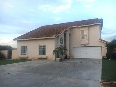 Chula Vista CA Single Family Home For Sale: $535,000