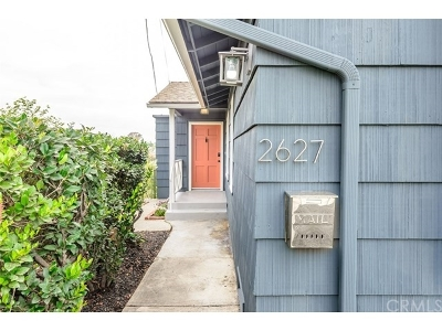 North Park Single Family Home For Sale: 2627 Haller St.