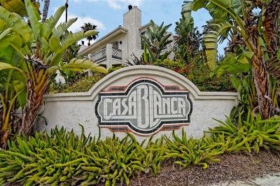 San Diego County Attached For Sale: 9392 Twin Trails Dr #203