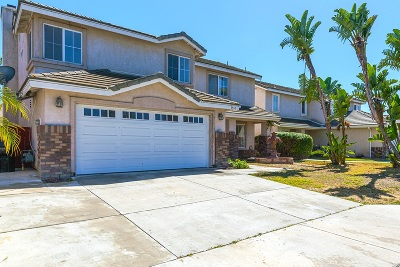 San Diego County Single Family Home For Sale: Deaver Lane