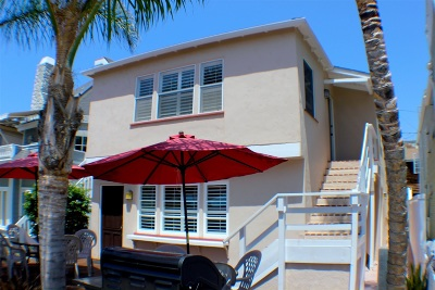 San Diego Multi Family 2-4 For Sale: 814-816 Brighton Ct