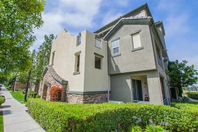 Chula Vista Attached For Sale: 1338 Nicolette Ave #1025