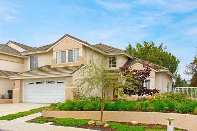 Chula Vista CA Single Family Home For Sale: $649,000