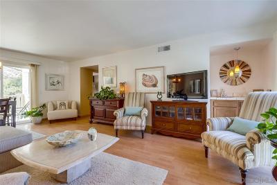 Townhouse For Sale: 3778 Balboa Terrace #Unit B