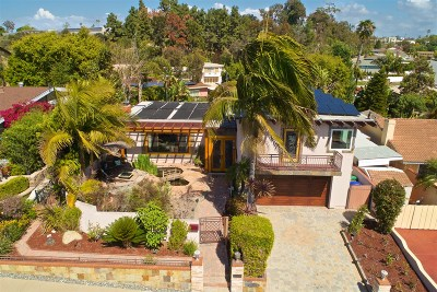 San Diego Single Family Home For Sale: 4247 Huerfano