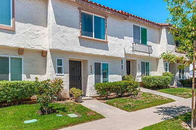 San Diego County Attached For Sale: 9306 Darcy Ct. #19