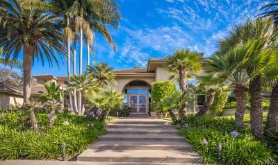 San Diego County Single Family Home For Sale: 16839 Circa Del Sur