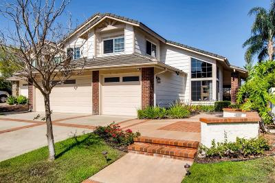 San Diego Single Family Home For Sale: 13932 Gunnison Ct