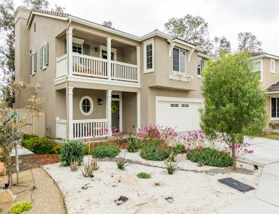 Vista CA Single Family Home For Sale: $639,000
