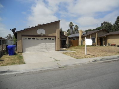 San Diego Single Family Home For Sale: 986 Lincoln Place